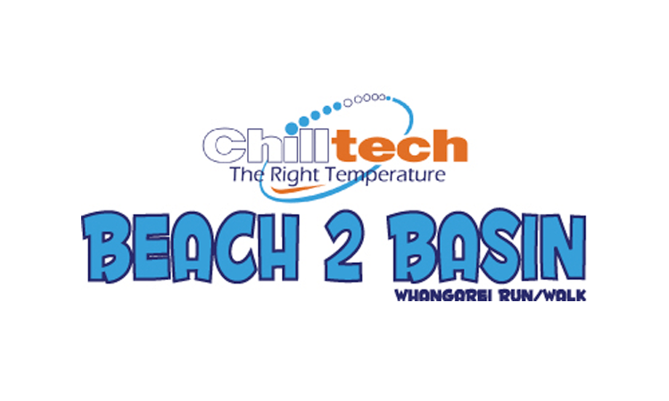 Chilltech Beach 2 Basin Fun Run Walk Whangarei Northland 2020