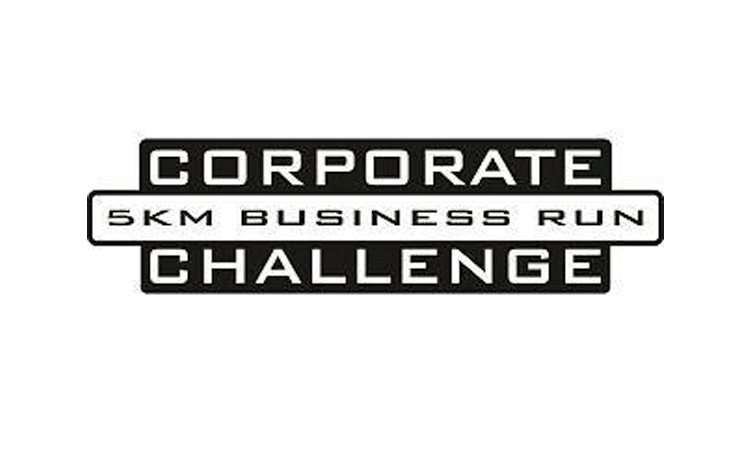 Corporate Challenge Fun Run logo