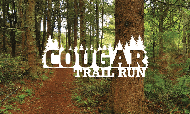 Cougar Trail Run Walk Run Taupo Series Tokoroa Waikato logo