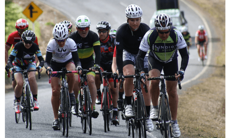 Counties Cycle Classic Road Bike Challenge Pukekohe Auckland riders