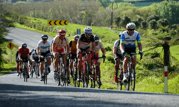 Counties Cycle Classic Road Bike Challenge Pukekohe Auckland