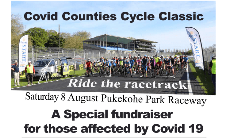 Covid Counties Cycle Classic Pukekohe 2020