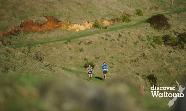 Discover Waitomo Trail Run Waitomo Caves Waikato runners