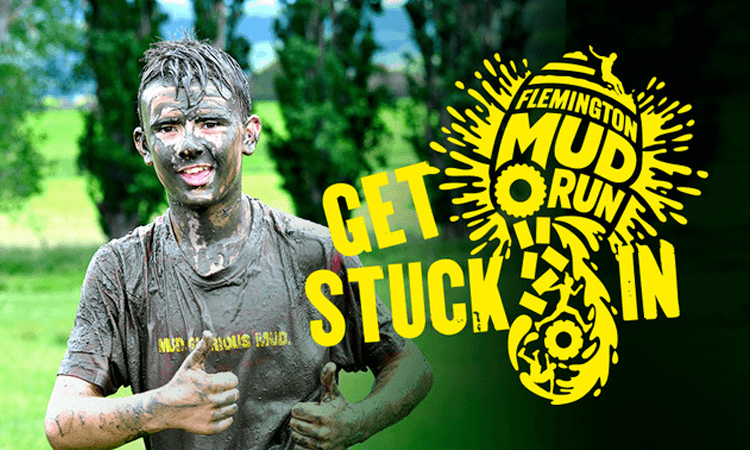 Flemington Mud Run Obstacle Challenge Hawkes Bay