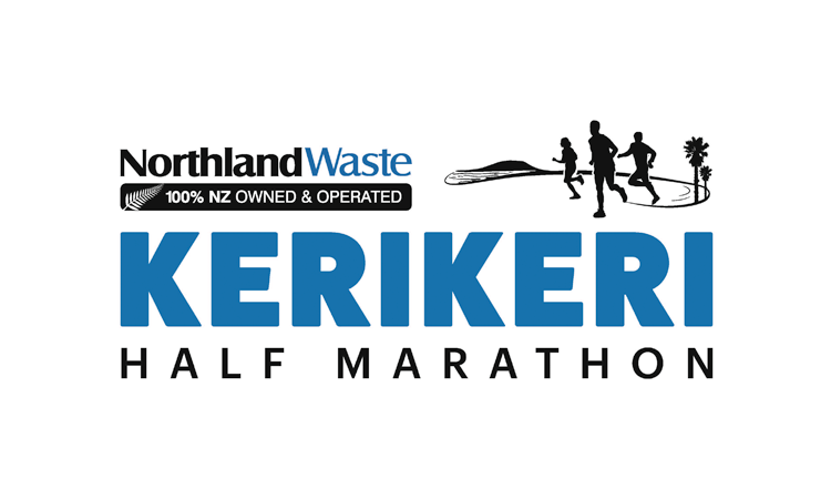 Kerikeri Half Marathon Fun Run Walk Northland logo