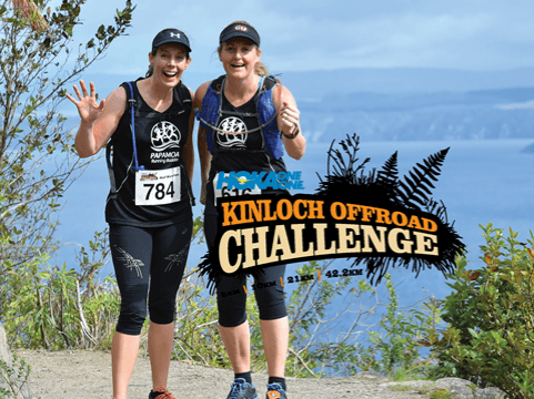 Kinloch Off-Road Challenge Trail Run Walk Waikato 2020
