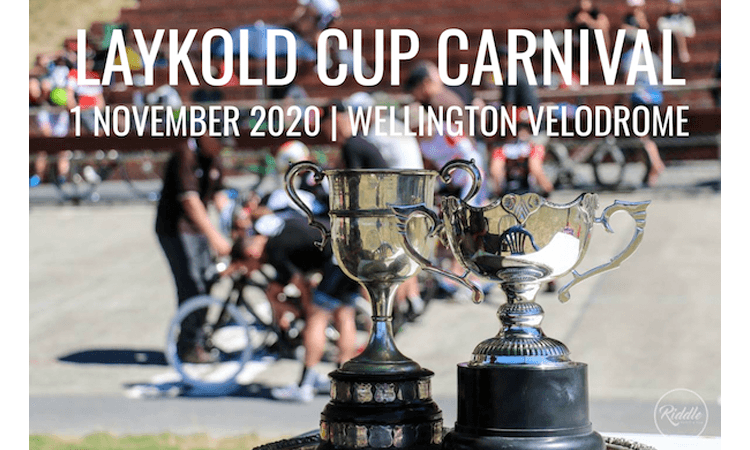 Laykold Cup Challenge Track Cycling Event Wellington