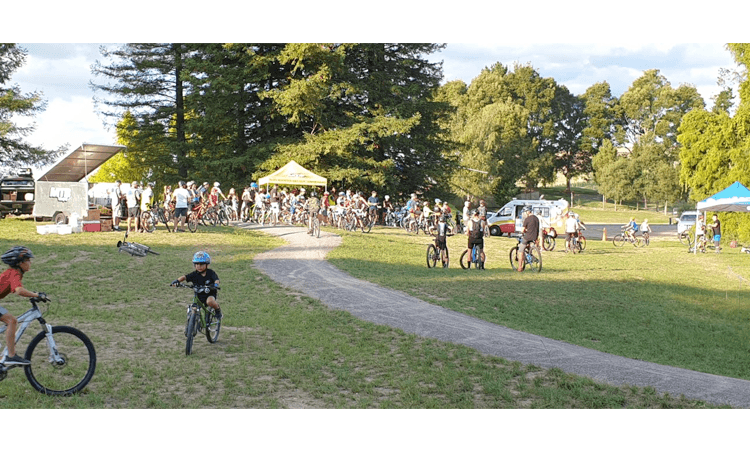 Mid North Island Junior Series Taupo Mountain Bike Club