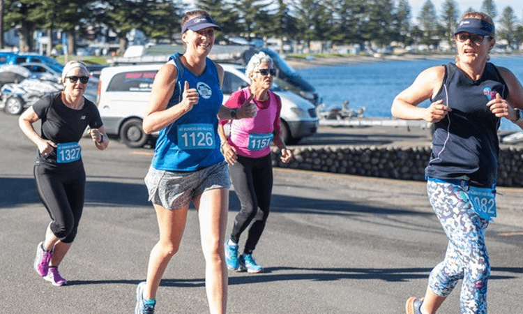 Mt Runners and Walkers Half Marathon Mount Maunganui