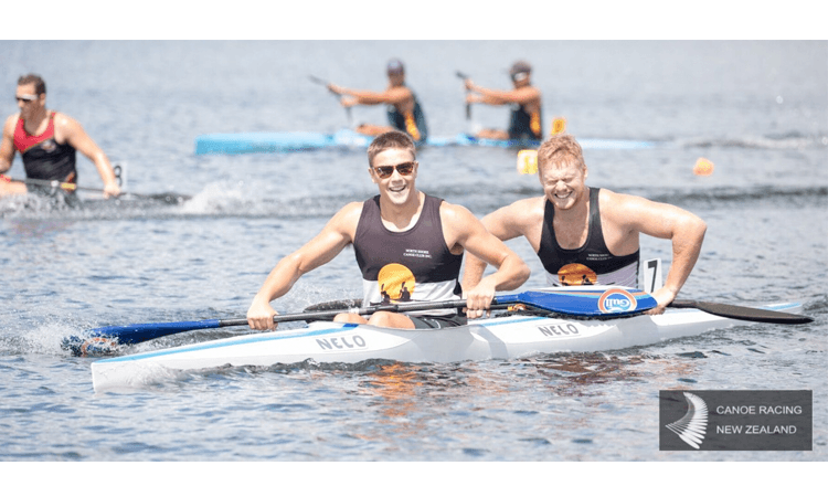NZCT New Zealand Canoe Sprint Championships Lake Karapiro 2021