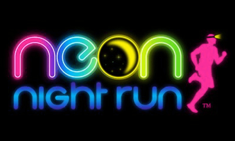 Neon Night Run Mission Bay Auckland 2020