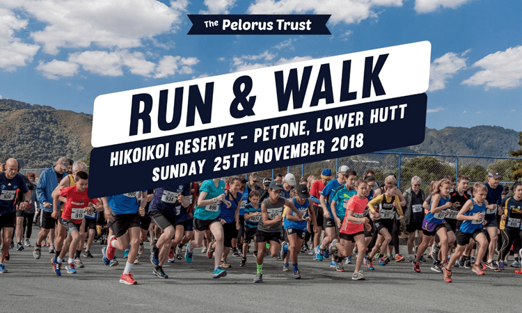 Pelorus Trust Run and Walk Event Hutt Valley Wellington 2019
