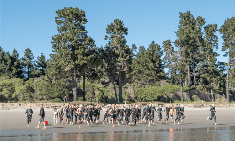 Port Nelson Summer Sea Swim Series 5 Mar 20
