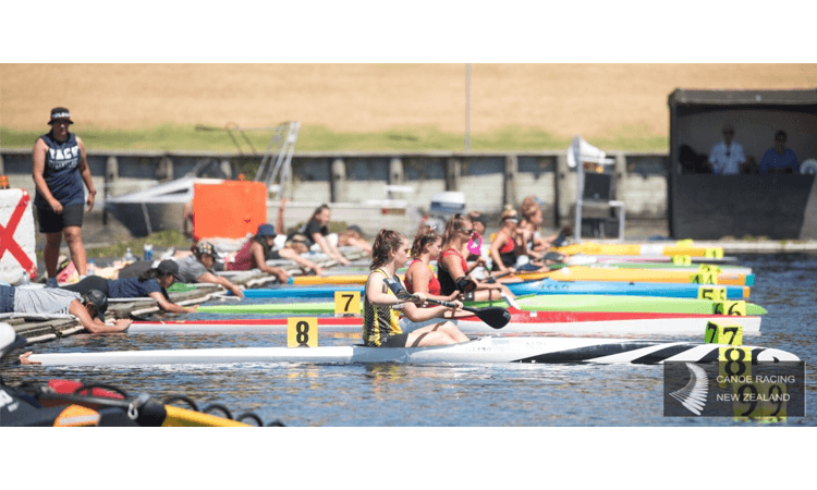 South Island Canoe Sprint Championships Twizel