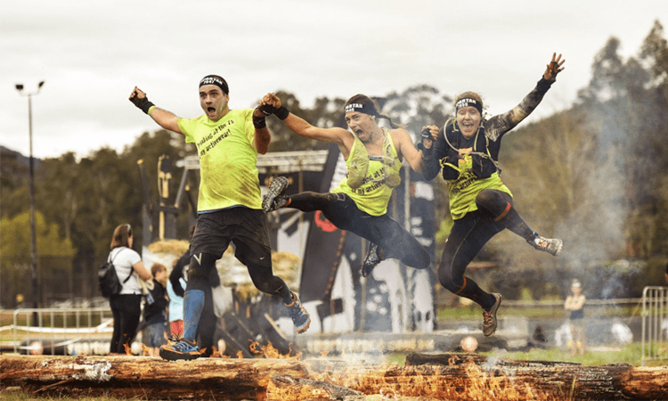 Spartan Auckland Sprint Obstacle Challenge