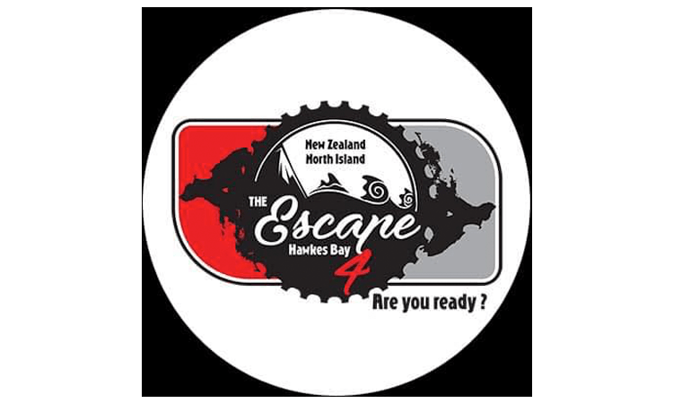 The Escape Mountain Bike Stage Race Hawkes Bay logo