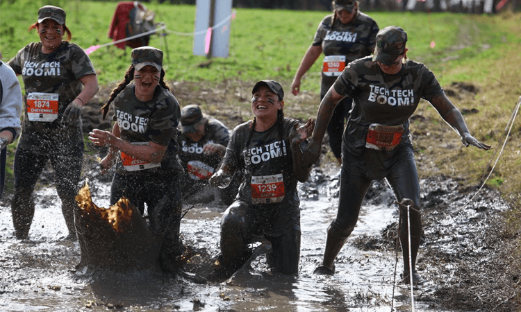 Tough Guy and Gal Rotorua Obstacle Challenge
