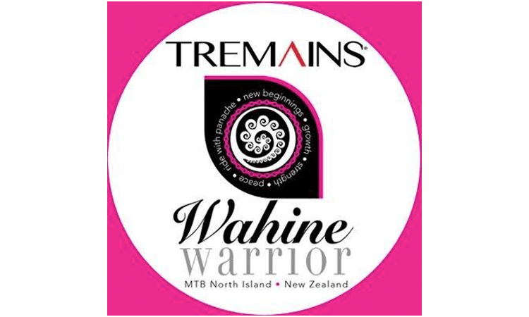 Tremains Wahine Warrior Womens Mountain Bike Stage Race Hawkes Bay logo