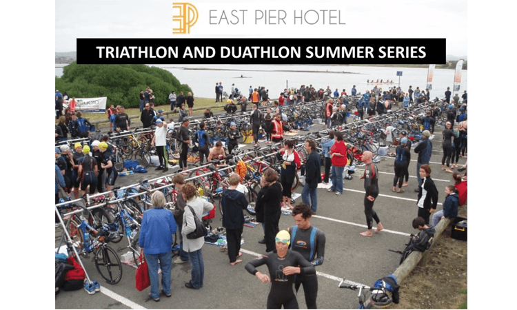 Tri HB Triathlon and Duathlon Series Race 5